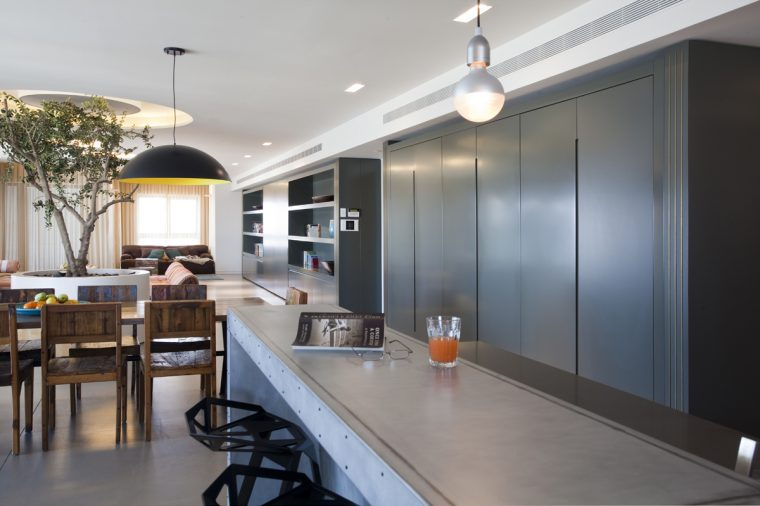 W40 TLV LIVING KITCHEN 1