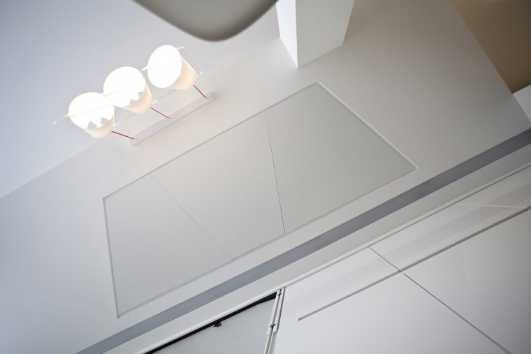 DETAIL CEILING LIGHTING AIRCO OPENING SERVICE