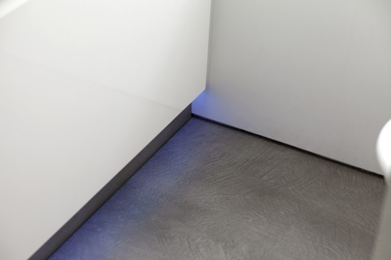 DETAIL FLOOR LED LIGHTING BETON